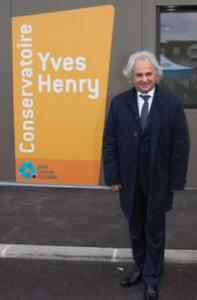Conservatoire Yves Henry