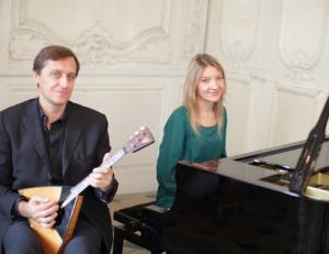 Duo Balalaïka et Piano
