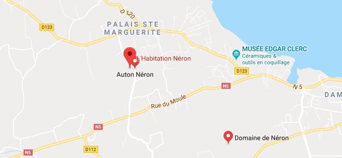 Chapelle de Néron au Moule